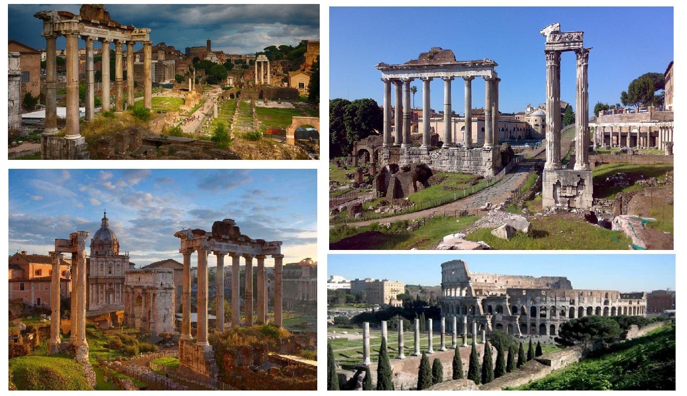 DOMENICA 4 OTTOBRE, UNA STRAORDINARIA PASSEGGIATA NEL CUORE DELLA ROMA IMPERIALE
