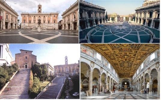 LE LEGGENDE PIÙ SEGRETE DELLA STORIA DELLA ROMA CAPITOLINA: LA PIAZZA DEL CAMPIDOGLIO E LA MAESTOSA BASILICA DI SANTA MARIA IN ARACOELI